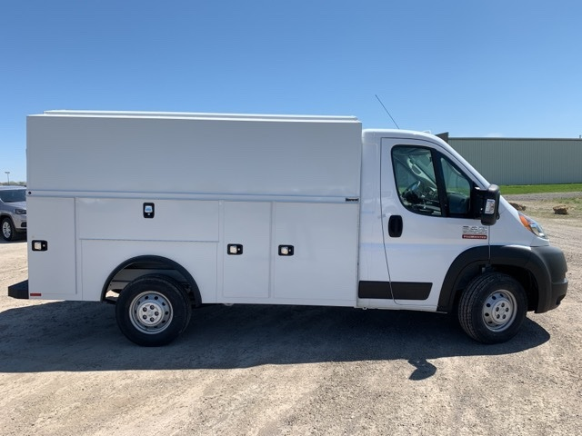 2019 ProMaster 3500 Standard Roof FWD, Knapheide Service Utility Van #40150 - photo 1