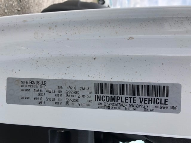 2019 ProMaster 3500 Standard Roof FWD,  Knapheide KUV Service Utility Van #40151 - photo 45