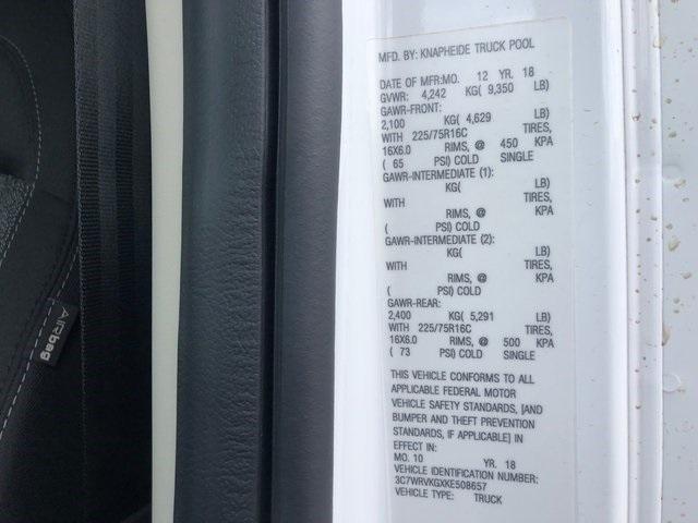 2019 ProMaster 3500 Standard Roof FWD,  Knapheide KUV Service Utility Van #40151 - photo 47
