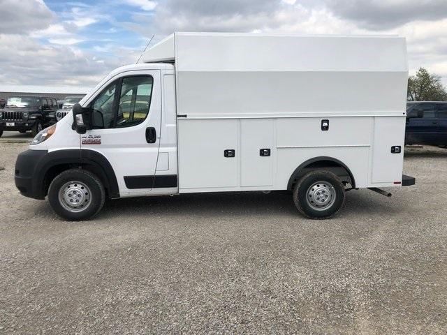 2019 ProMaster 3500 Standard Roof FWD,  Knapheide KUV Service Utility Van #40151 - photo 8