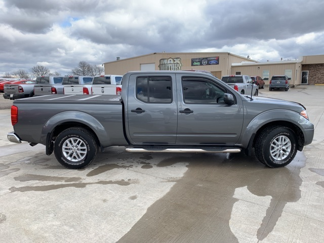 2016 Frontier Crew Cab 4x4, Pickup #40167A - photo 9