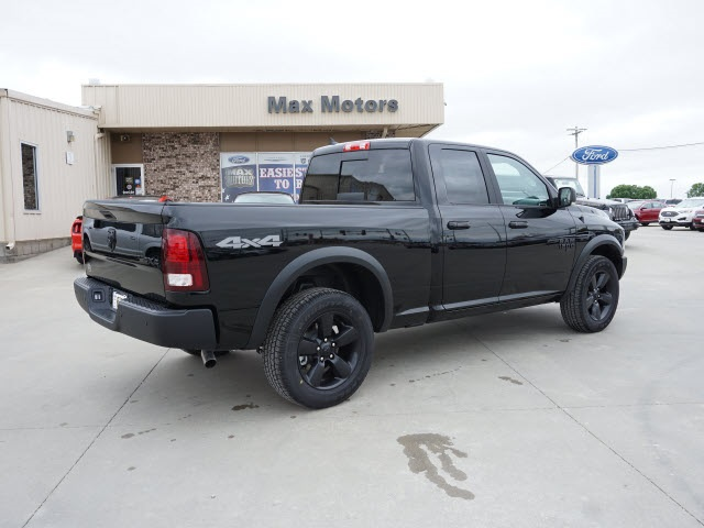 2019 Ram 1500 Quad Cab 4x4,  Pickup #40276 - photo 1