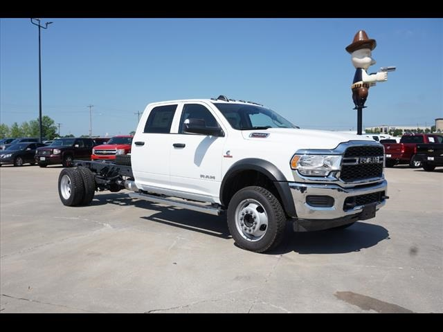 2019 Ram 5500 Crew Cab DRW 4x4,  Scelzi Contractor Body #40311 - photo 1