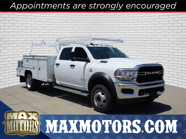 2019 Ram 5500 Crew Cab DRW 4x4, Scelzi Combo Body #40312 - photo 1