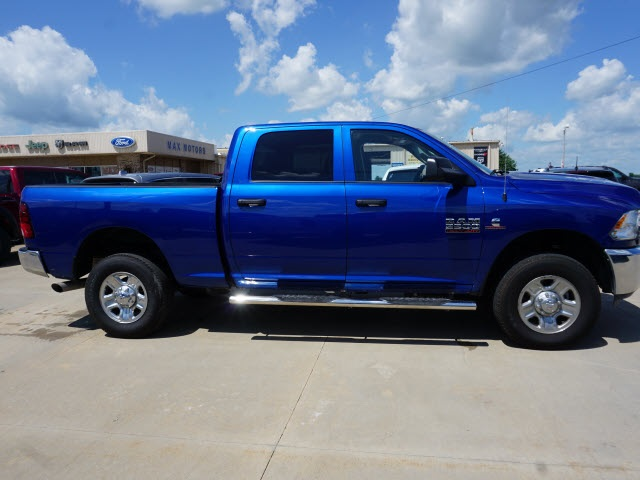 2018 Ram 2500 Crew Cab 4x4,  Pickup #40314A - photo 4