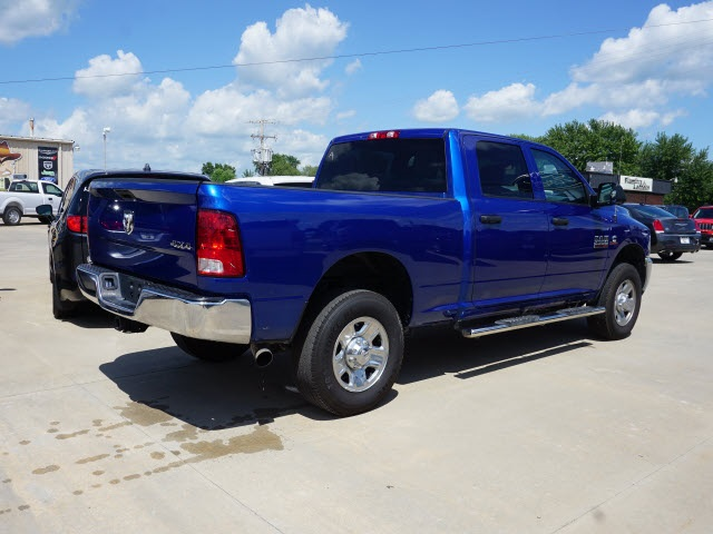 2018 Ram 2500 Crew Cab 4x4,  Pickup #40314A - photo 2