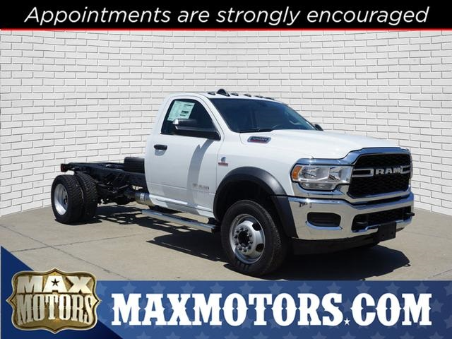 2019 Ram 5500 Regular Cab DRW 4x4, Cab Chassis #40326 - photo 1