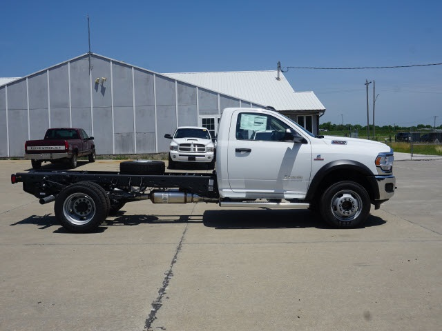 2019 Ram 5500 Regular Cab DRW 4x4, Cab Chassis #40326 - photo 3
