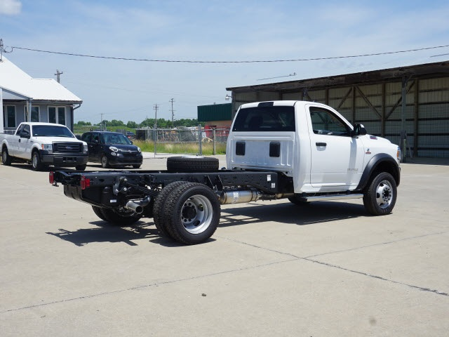 2019 Ram 5500 Regular Cab DRW 4x4, Cab Chassis #40327 - photo 1
