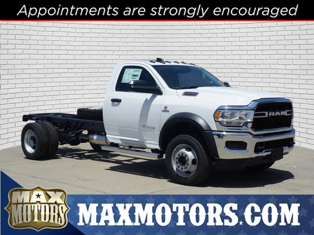 2019 Ram 5500 Regular Cab DRW 4x4, Cab Chassis #40347 - photo 1