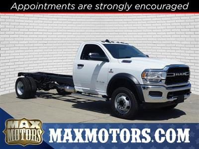 2019 Ram 5500 Regular Cab DRW 4x4,  Cab Chassis #40356 - photo 1