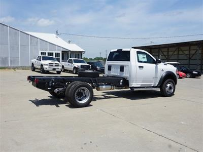 2019 Ram 5500 Regular Cab DRW 4x4,  Cab Chassis #40358 - photo 2