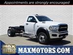2019 Ram 5500 Regular Cab DRW 4x4,  Cab Chassis #40358 - photo 1