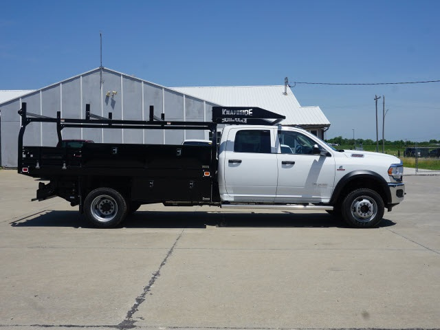2019 Ram 5500 Crew Cab DRW 4x4,  Knapheide Contractor Body #40368 - photo 3