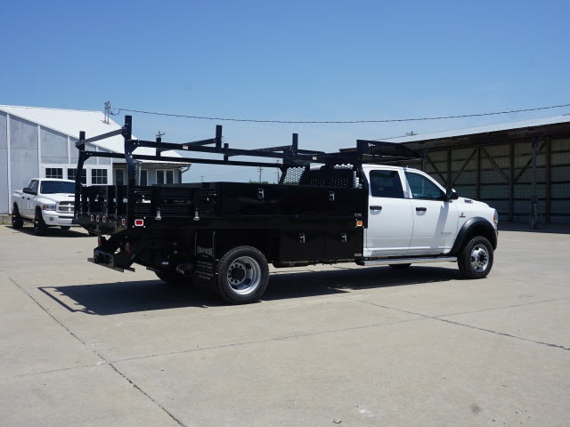 2019 Ram 5500 Crew Cab DRW 4x4,  Knapheide Contractor Body #40368 - photo 2