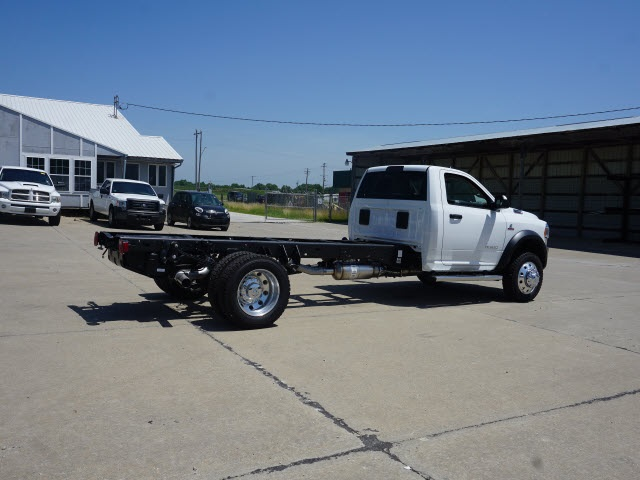 2019 Ram 4500 Regular Cab DRW 4x4,  Cab Chassis #40378 - photo 2