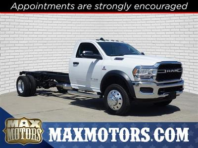 2019 Ram 4500 Regular Cab DRW 4x4,  Cab Chassis #40378 - photo 1