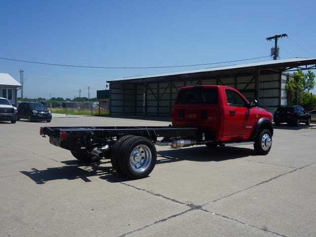 2019 Ram 4500 Regular Cab DRW 4x4,  Cab Chassis #40384 - photo 2