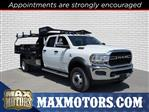 2019 Ram 5500 Crew Cab DRW 4x4, Knapheide Contractor Body #40399 - photo 1