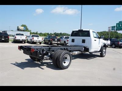 2019 Ram 5500 Regular Cab DRW 4x4,  Cab Chassis #40400 - photo 2