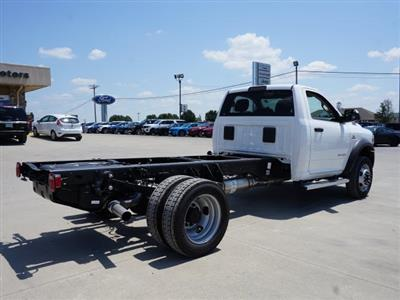 2019 Ram 5500 Regular Cab DRW 4x2,  Cab Chassis #40415 - photo 2