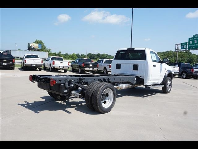 2019 Ram 5500 Regular Cab DRW 4x4,  Cab Chassis #40427 - photo 1