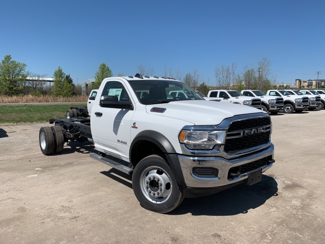 2019 Ram 4500 Regular Cab DRW 4x2, Cab Chassis #40448 - photo 1