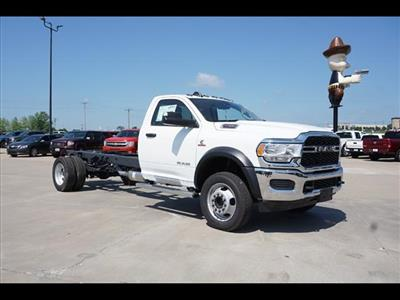 2019 Ram 5500 Regular Cab DRW 4x4, Cab Chassis #40449 - photo 1