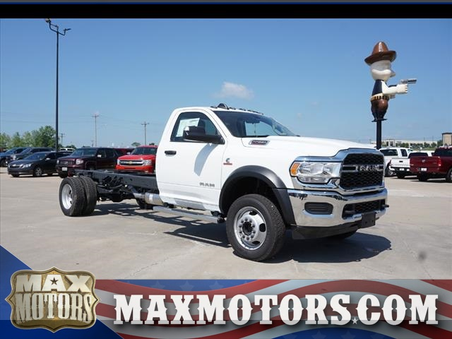 2019 Ram 5500 Regular Cab DRW 4x4, Cab Chassis #40460 - photo 1