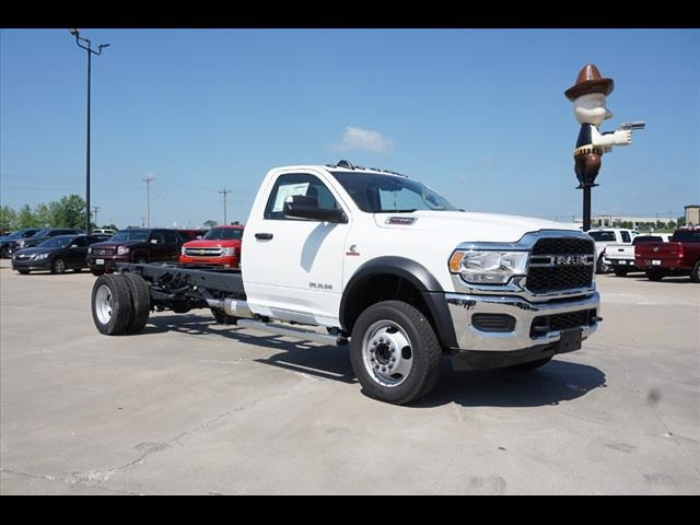 2019 Ram 5500 Regular Cab DRW 4x4,  Cab Chassis #40461 - photo 1
