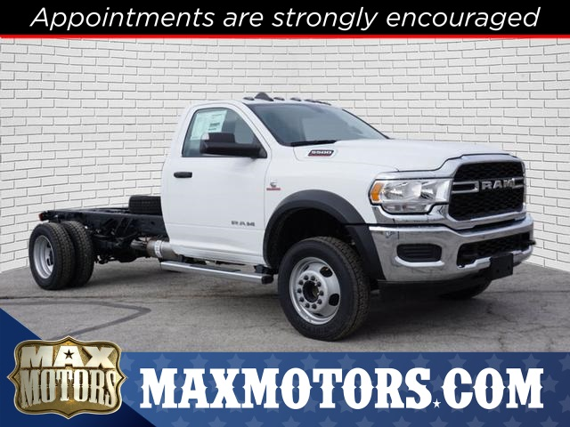 2019 Ram 5500 Regular Cab DRW 4x4,  Cab Chassis #40485 - photo 1