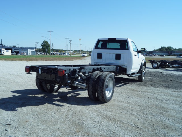 2019 Ram 4500 Regular Cab DRW 4x2, Cab Chassis #40491 - photo 21