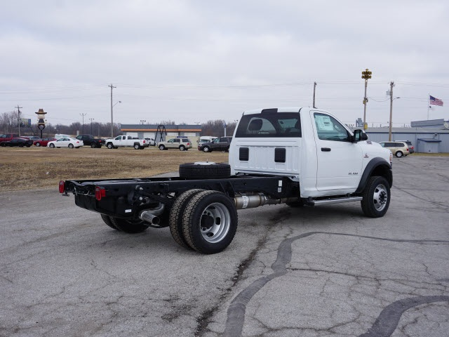 2019 Ram 5500 Regular Cab DRW 4x4, Cab Chassis #40492 - photo 2