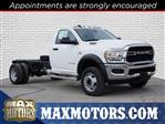 2019 Ram 5500 Regular Cab DRW 4x4,  Cab Chassis #40503 - photo 1