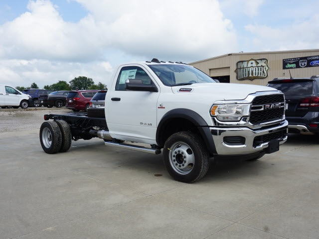 2019 Ram 5500 Regular Cab DRW 4x4, Cab Chassis #40516 - photo 1