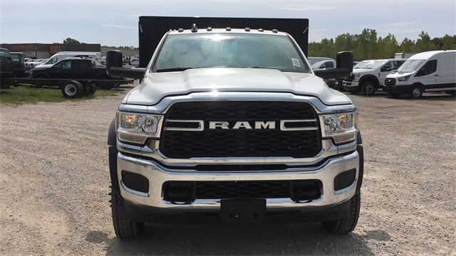 2019 Ram 4500 Regular Cab DRW 4x2, Parkhurst Toughline Stake Bed #40517 - photo 4