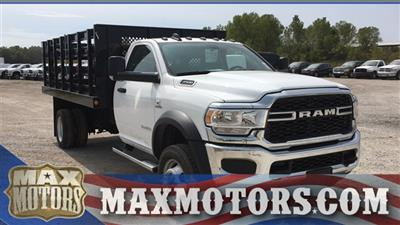 2019 Ram 4500 Regular Cab DRW 4x2, Parkhurst Toughline Stake Bed #40517 - photo 1