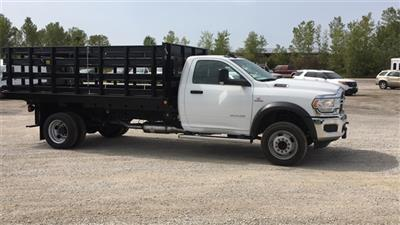 2019 Ram 4500 Regular Cab DRW 4x2, Parkhurst Toughline Stake Bed #40517 - photo 25