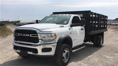 2019 Ram 4500 Regular Cab DRW 4x2, Parkhurst Toughline Stake Bed #40517 - photo 3