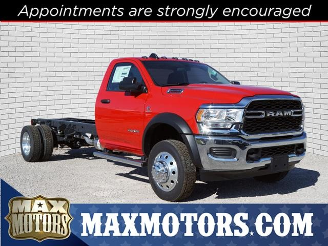 2019 Ram 4500 Regular Cab DRW 4x2,  Cab Chassis #40545 - photo 1