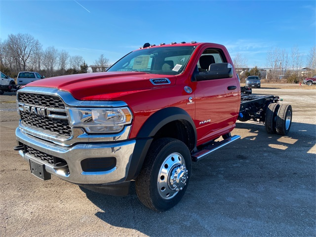 2019 Ram 4500 Regular Cab DRW 4x2, Cab Chassis #40578 - photo 1