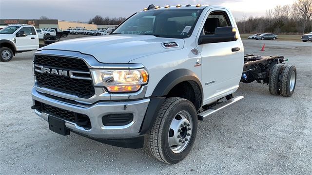 2019 Ram 4500 Regular Cab DRW 4x4, Cab Chassis #40606 - photo 1