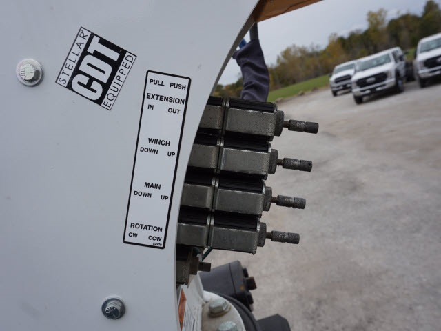 2019 Ram 5500 Regular Cab DRW 4x4, Knapheide KMT Mechanics Body #40611 - photo 5