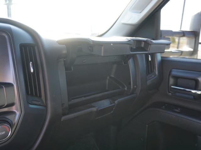 2018 Silverado 3500 Regular Cab DRW 4x4, Bradford Built Platform Body #40677B - photo 25