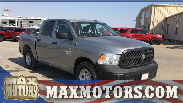 2019 Ram 1500 Crew Cab 4x2, Pickup #40711 - photo 1