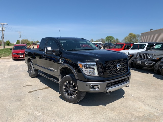 2017 Titan XD King Cab, Pickup #40737C - photo 1