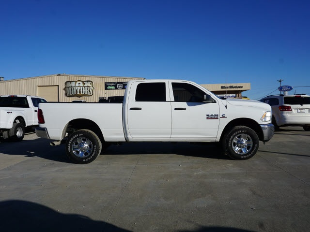 2018 Ram 2500 Crew Cab 4x4, Pickup #40805A - photo 3
