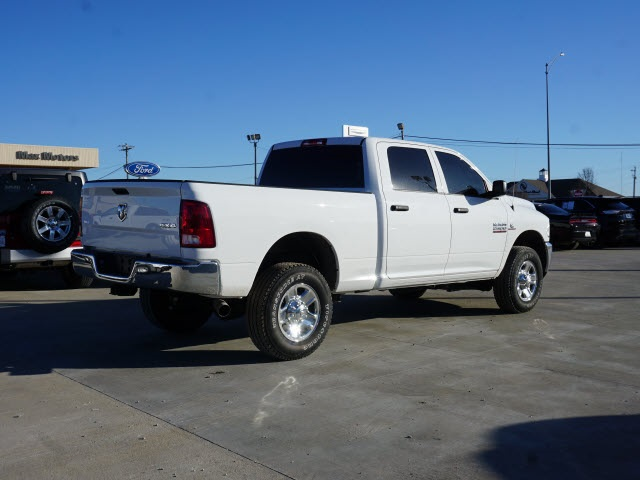 2018 Ram 2500 Crew Cab 4x4, Pickup #40805A - photo 2