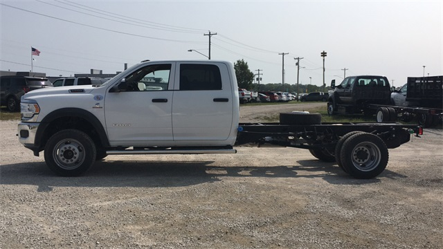 2019 Ram 5500 Crew Cab DRW 4x4, Cab Chassis #40822 - photo 5