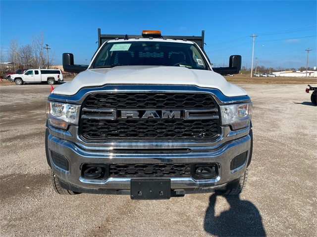 2019 Ram 5500 Regular Cab DRW 4x4, Knapheide Contractor Body #40851 - photo 3